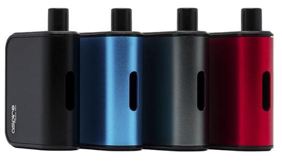 Aspire Gusto Mini Pod Kit Colours