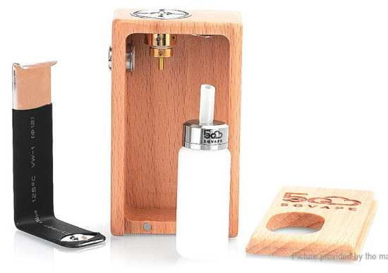 5GVape Supercar 8ml Squonk Box Mod