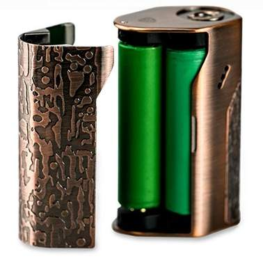 Wismec Reuleaux Evolv DNA250 (Limited Version) Battery Compartment