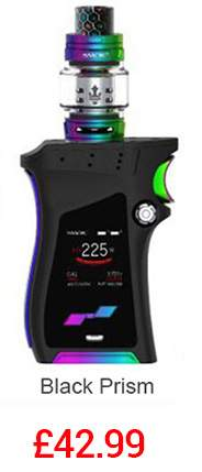 Original SMOK Mag Kit Rainbow Prism UK
