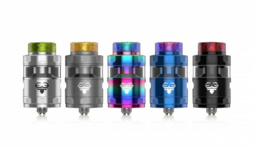 GeekVape Blitzen RTA colours