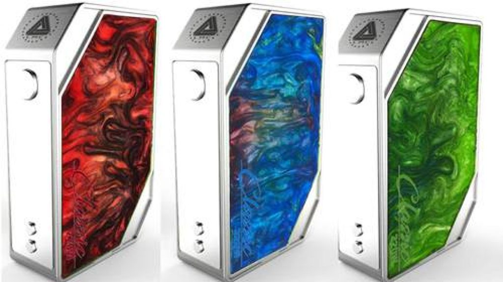 Cheap Limitless LMC Classic 220w Box Mod UK colours