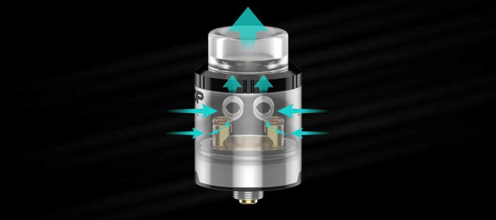 Digiflavour Drop RDA Smooth Airflow System