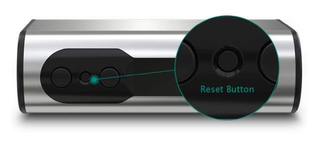 Eleaf iStick QC 5000mAh 200w Box Mod Reset Function Button