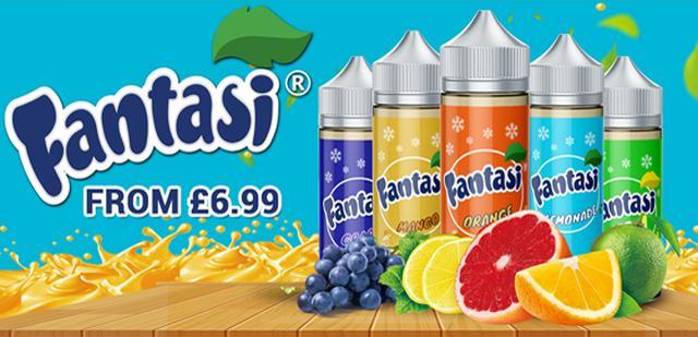 Fantasi UK E-liquid Cheap