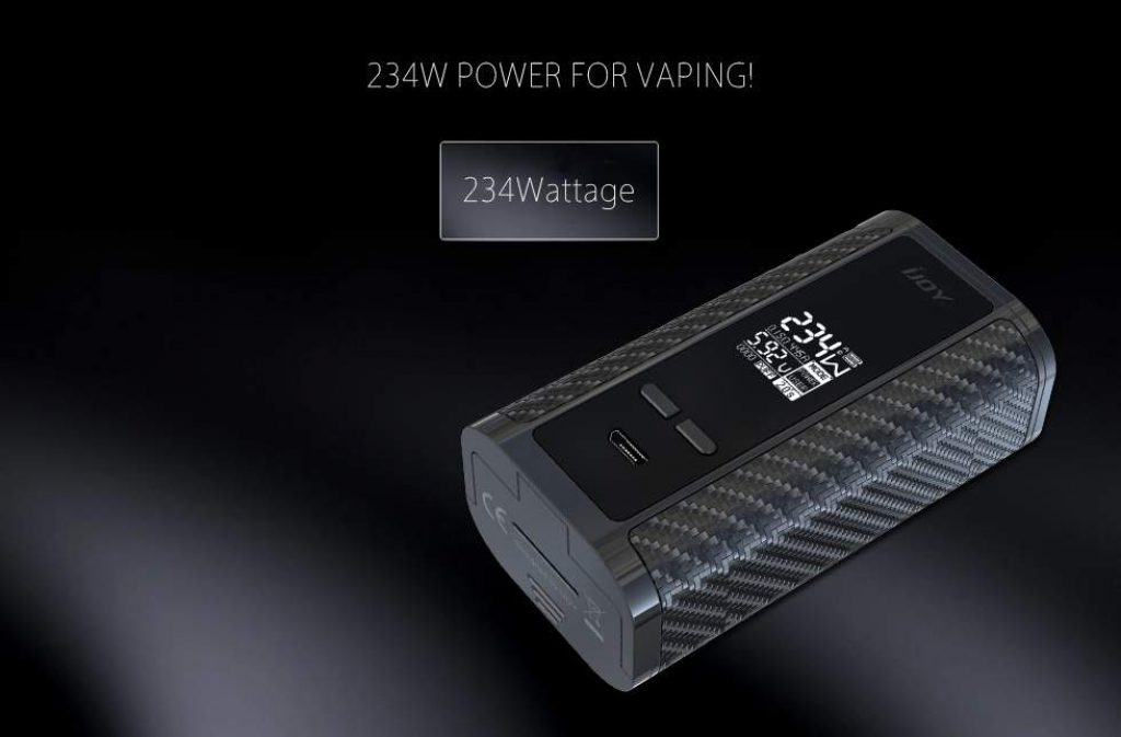 iJoy Captain PD270 Mod Powerful 234 watts