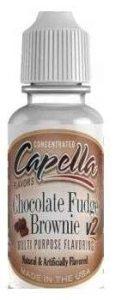 100ml Chocolate-Fudge Brownie Capella E-liquid Concentrate
