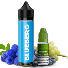 Rejuiced blueberg eliquid