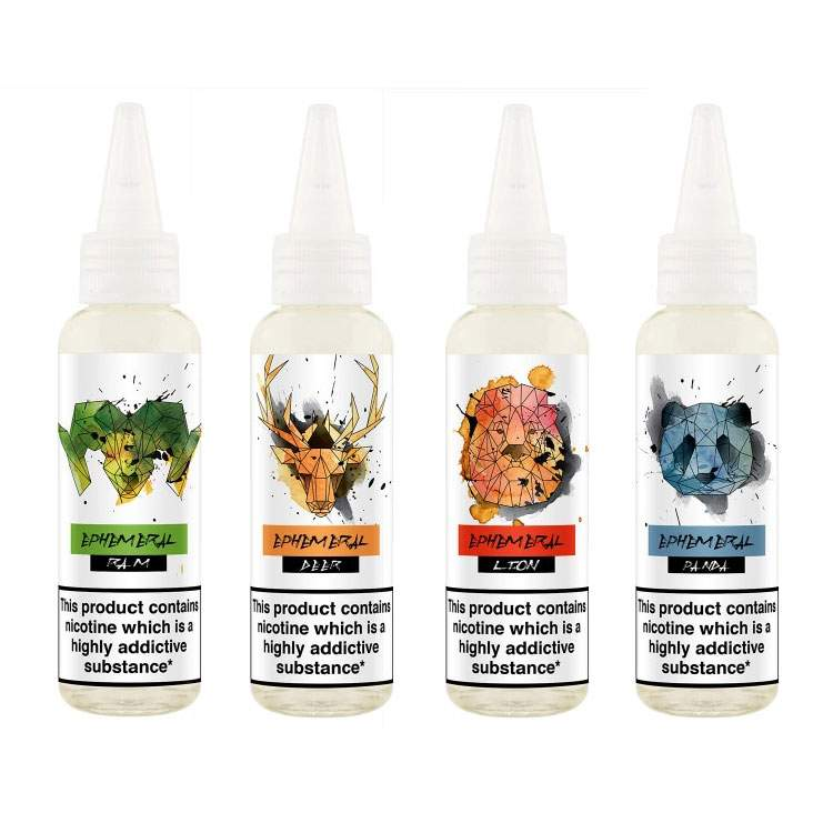 Buy Cheap Ephermal Shortfill E-Liquids UK Deal