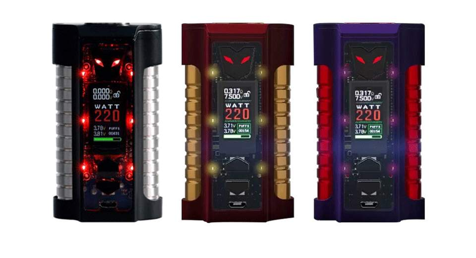 Buy the Sigelei MT 220W Box Mod