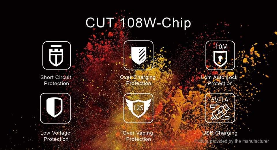Desire Cut 108-W Chip 2