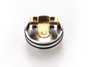Hellvape DROP DEAD RDA Gold plated positive posts