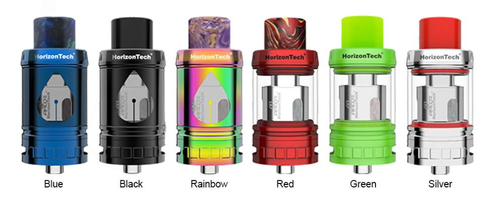 Horizon Tech Arco 2 Tank Colours