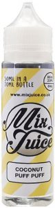MixJuice coconut Cheap e-liquid deal in the UK