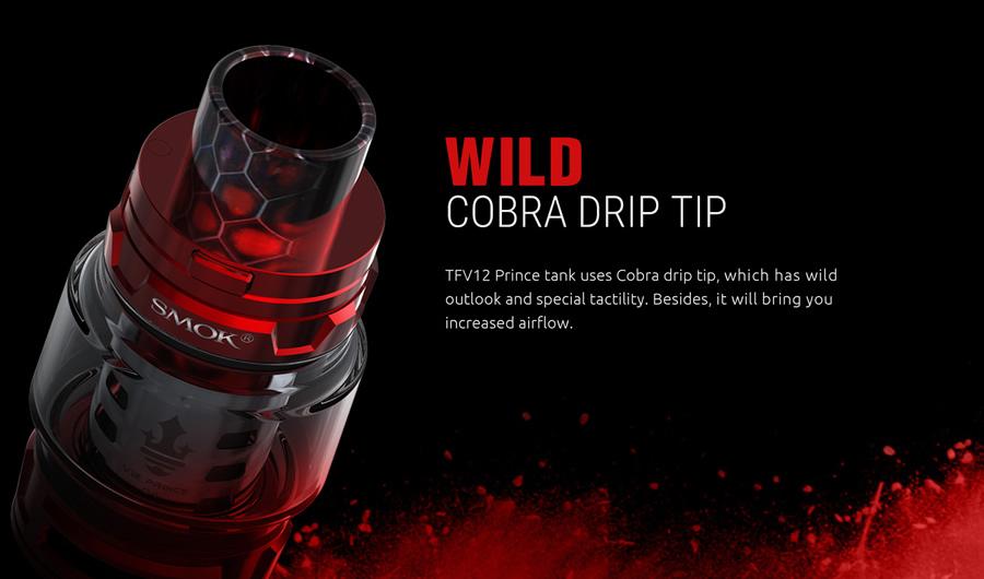 mok tfv12 prince tank wild cobra tip