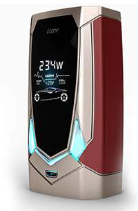 IJOY Avenger 270 234W Voice Control Mod Cheap UK Deal