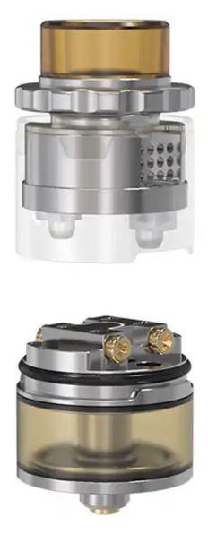 Vandy Vape Pyro V2 RDTA RDA Filling Method