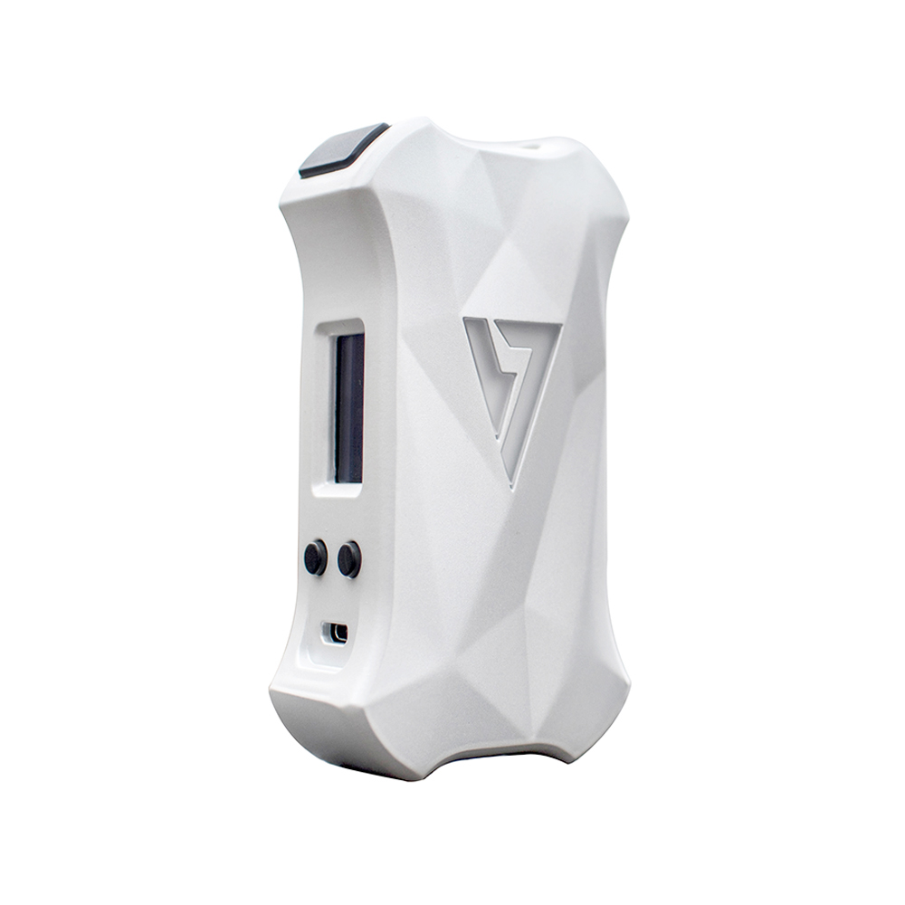 Desire X-Mini 108W 21700 TC Box MOD(White, With Warnings)