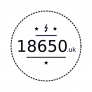 15% off Discount Code for 18650 UK