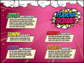 The Flavour Squad 100ml Shortfill Sale – £5.99