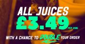 NovaVapes Black Friday ALL E-Liquid 60ml – £3.49