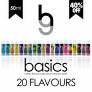 50ml GreyHaze Basics Shortfill E-Liquid (20+ Flavours) – £4.08