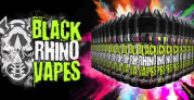 Black Rhino Vapes 300ml – £26.99 (inc postage)