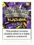 Blackpom by Godfather Co 3 x 10ml – £2.13
