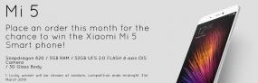 Win a Xiaomi Mi 5 – Drip Hacks