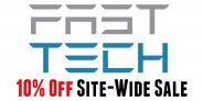 10% off Discount Code at FastTech (Today only)