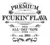 Fcukin' Flava 50ml Shortfill – £3.50