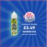 Mix Juice Mango Ice shortfill 60ml – £3.49