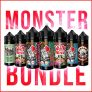 420ml Monster E-Liquid Multipack Bundle Deal – £16.90 delivered
