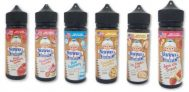 Nanna's Secrets E-liquid 100ml Shortfill – £8.00