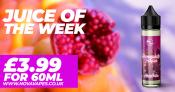 Pomegranate Passion 60ml Shortfill –  £3.99