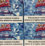 Blue Raspberry 20x 10ml Bundle – £15.00