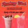 Milkshake Shortfills 60ml – £3.99!