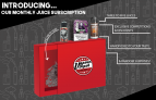 Subscription Box Vapour Depot Juice