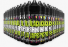 Summer flavours 300ml by Black Rhino – £19.99