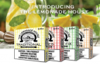 The Lemonade House E-liquid 3 x 10ml – £5.00
