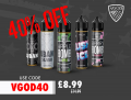 VGod Shortfills Exclusive 50ml – £8.99