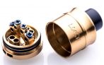 Wotofo Lush Plus RDA Gold – £7.58