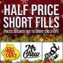 60ml Shortfills – £6.99 At TABlites
