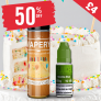 60ml REjuiced Birthday Cake Shortfill E-Liquid (+ Nic Shot) – £3.40