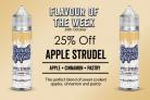 Apple Strudel 50ml Shortfill – £4.20