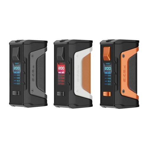 GeekVape Aegis Legend 200W E-cig Mod - £39 99 At TECC | Vape Bargains UK