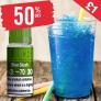 Blue Slush 10ml – £1.00