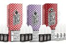 Just Jam E Liquid 60ml Multi Packs (6 Flavours) – £7.49