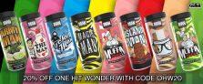One Hit Wonder E-Liquid 20% off at Gourmet e-Liquid