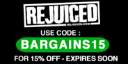Rejuiced 15% Off Discount Code (including Juice of the Week)